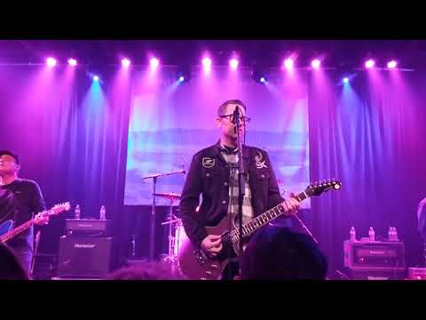Hawthorne Heights - Pens and Needles (Live in Portland, ME 4/20/2018)
