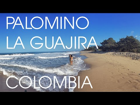 Colombia - Palomino Beach and River