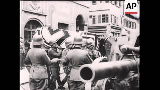 German newsreel - Reel 1