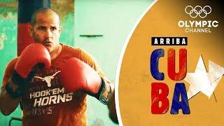 Cuban Boxers found a creative way of Weight Training | Arriba Cuba