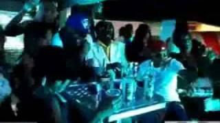 Beenie Man  Future Fambo Vybz Kartel DRINKING RUM VIDEO SHOOT