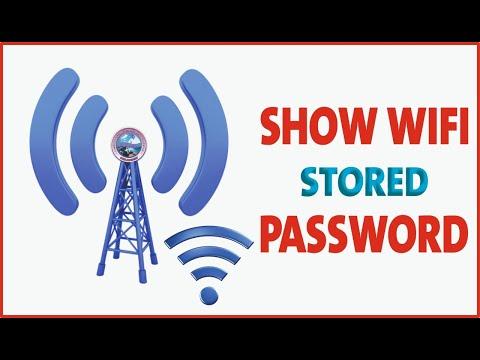 CMD : Show Wi-Fi Password | Windows XP/7/8/10 In Urdu And Hindi
