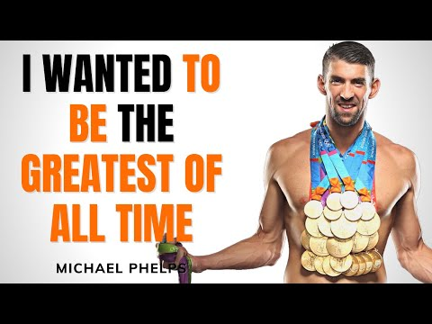 Michael Phelps. The Greatest Olympian - Best Motivational Video 2017