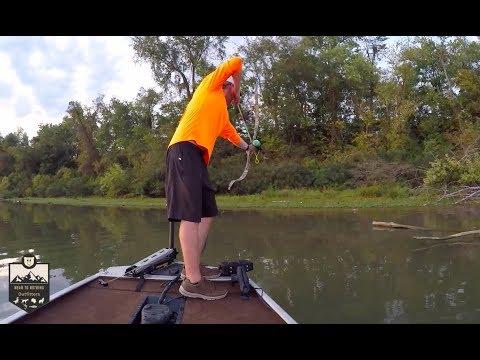 Ohio River Bowfishing