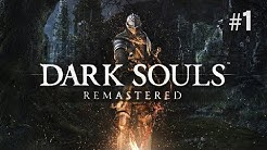 Twitch Livestream | Dark Souls Remastered Part 1 [Xbox One]