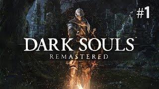 Twitch Livestream | Dark Souls Remastered Part 1 [Xbox One]