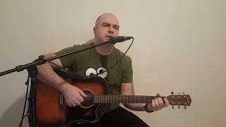 Тихо как в раю (М. Шуфутинский) | cover (акустическая версия) Александр Килинкаров