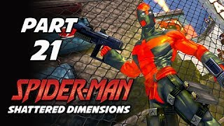 Spider-Man Shattered Dimensions Walkthrough Part 21 - Bad Television (Gameplay Commentary)