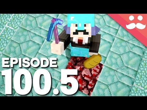 Hermitcraft 5: Episode 100.5 - NETHER RACK IS GONE!
