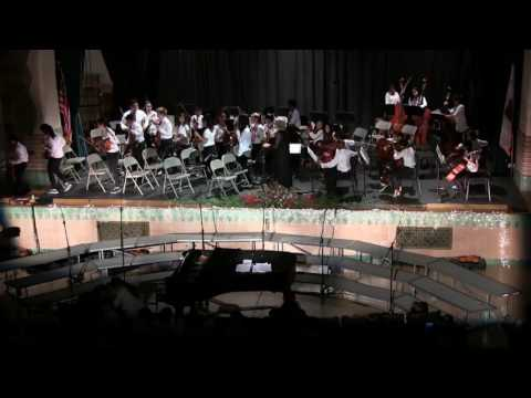 Presidio Middle School 2016 Winter Orchestra and Choir Concert