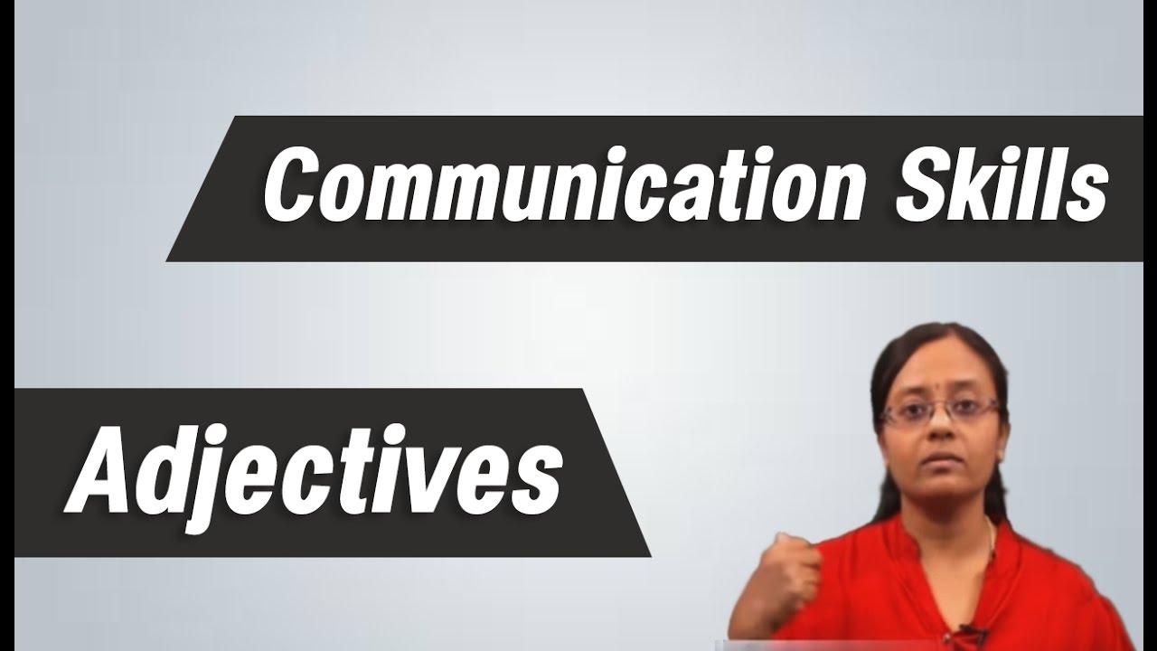 adjectives best english grammar communication skills tips by adjectives best english grammar communication skills tips by mrs vennila sathyamoorthi