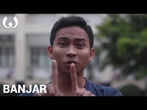 WIKITONGUES: Ibnu Sina Sam speaking Banjar