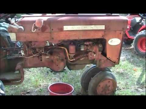 Farmall 240 walkaround youtube for Motor carriers road atlas download