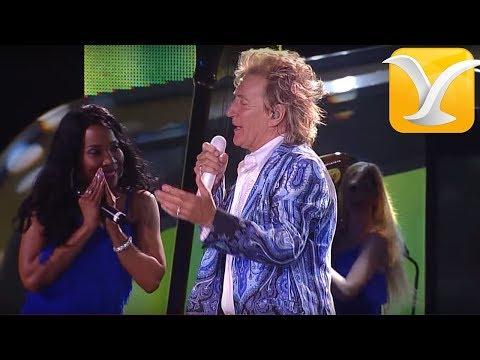 Rod Stewart - You're in my heart - Festival de Viña del Mar 2014 HD