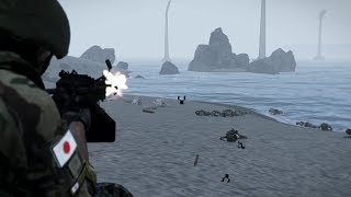 vuclip Arma 3 Movie - Our Zombies Are Different - Sea of Japan (East Sea)