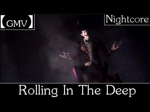 【GMV】 Rolling In The Deep - Joker/Harley