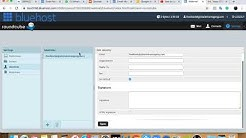 How to set up your Webmail RoundCube