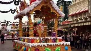Disney's Christmas Parade - 8 novembre 2014 - Disneyland Paris