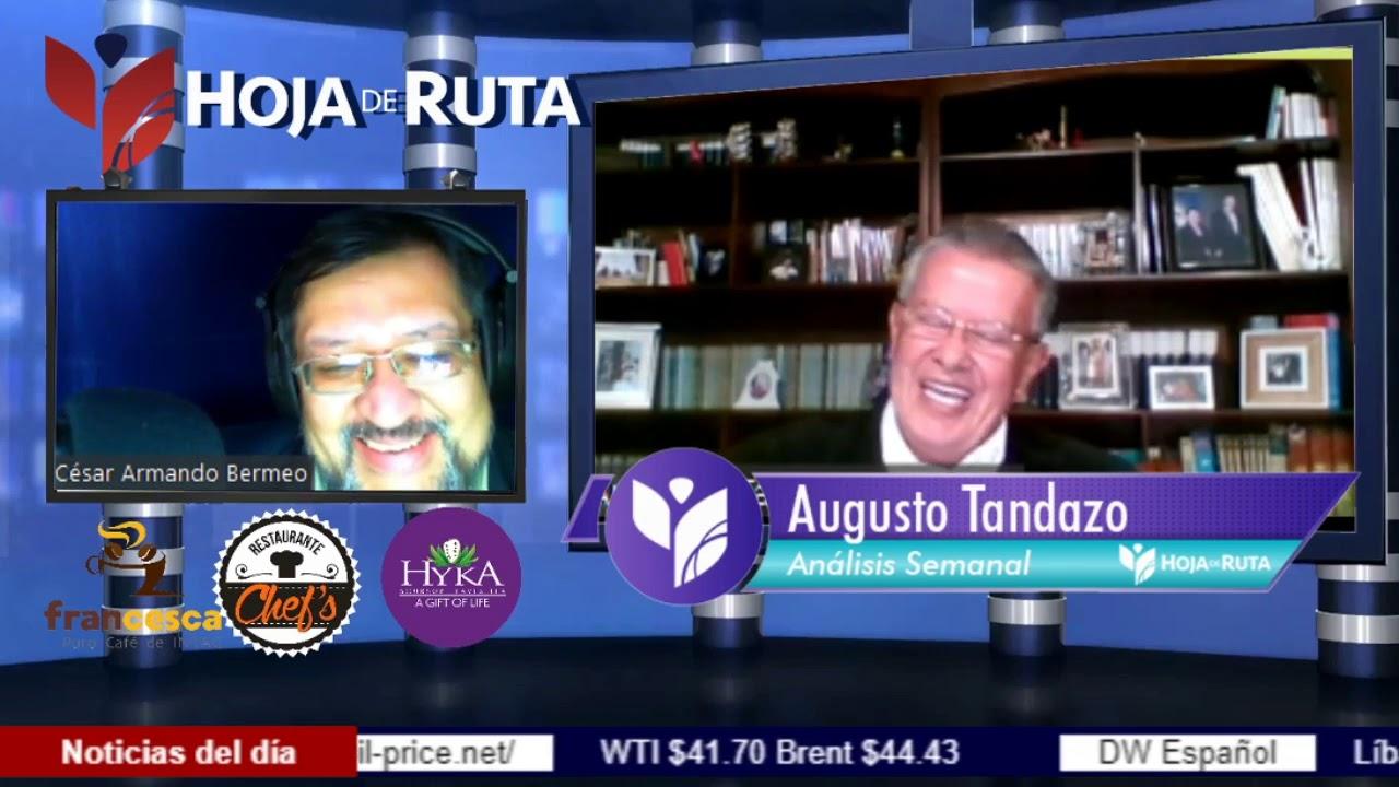 Análisis Semanal con Augusto Tandazo La re negociación de la deuda, una farsa más para el pueblo