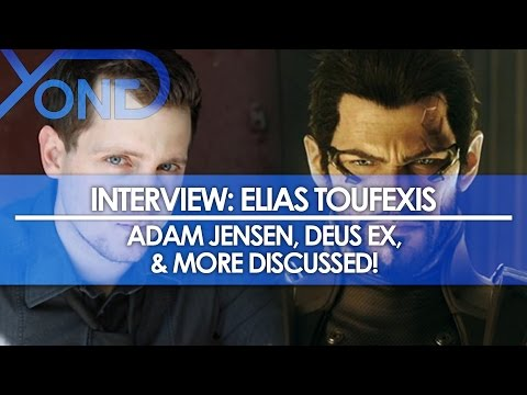 The Codec  Elias Toufexis Adam Jensen from Deus Ex Full