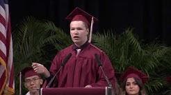 """Plano Senior High School Graduation - Speaker Sef Scott """"Unexpected"""""""