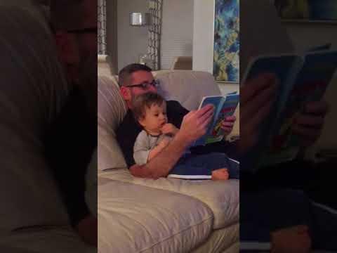 Nico loves books