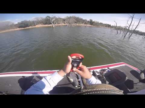 Fayette County Reservoir, Tx (w/ MUDD PUPPIES) (Gopro 1080p H