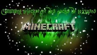 Comment installer des packs de textures sur minecraft (1.8)