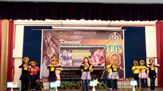 ACTION SONG 2014 PERAK STATE LEVEL