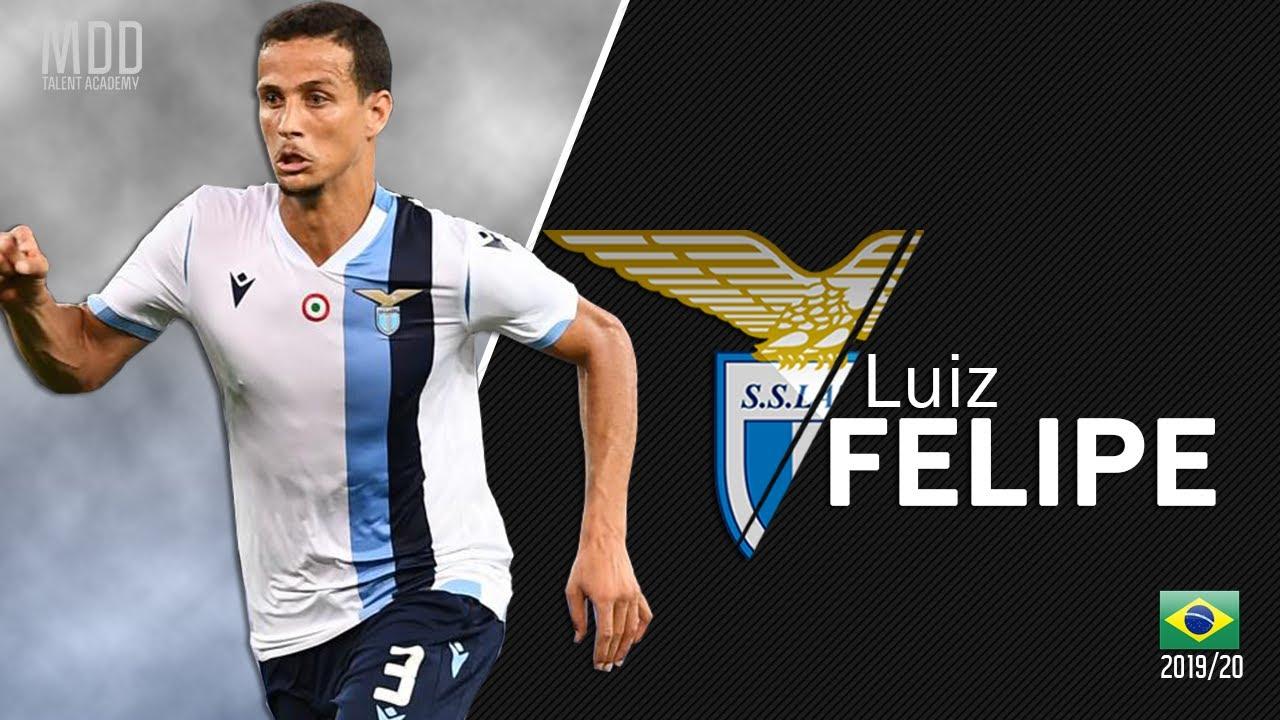 Luiz Felipe | S.S.Lazio | Goals, Skills, Assists | 2018/2020 - HD