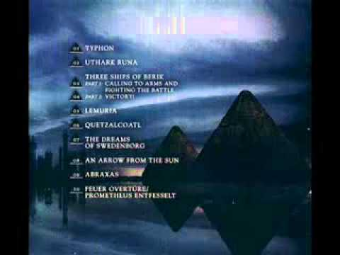 Therion - Three Ships of Berik (complete)