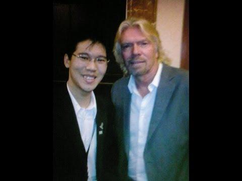 Top 3 Life Lessons that Got Me to Meet Sir Richard Branson