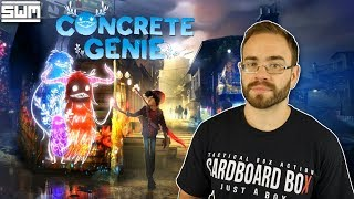 Concrete Genie Is Not What I Was Expecting