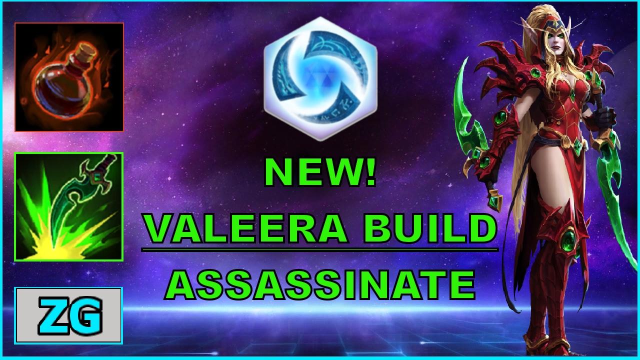 Valeera Build Htos