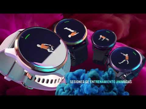 Garmin Venu: Smartwatch con GPS y pantalla AMOLED