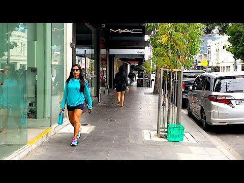 TRENDY UPMARKET STREET IN MELBOURNE | Chapel Street, South Yarra, Melbourne, Australia