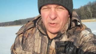 Як швидко залучити і ловити плотву взимку на не великій глибині.