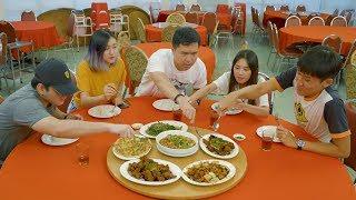 12种在華人餐館的顧客  Types of Chinese Restaurant Customers