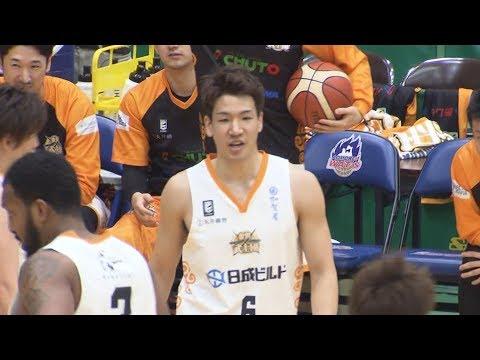 【B2ハイライト】03/17 青森 vs 金沢(18-19 B2第26節)
