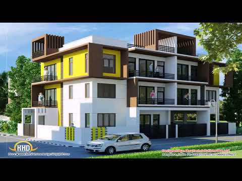 Modern House Design With Second Floor