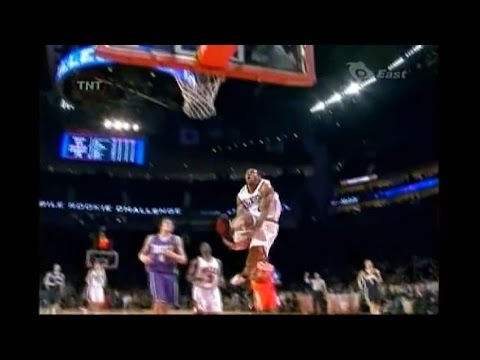 2006 T-Mobile Rookie Challenge Best Plays