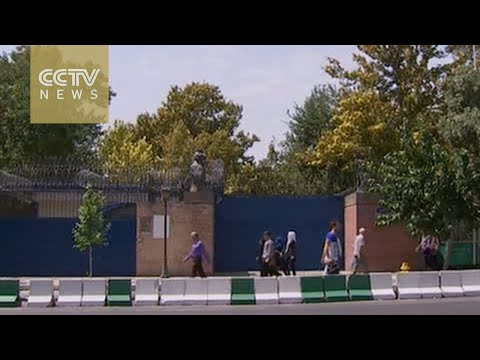 Britain reopens embassy in Tehran after four years