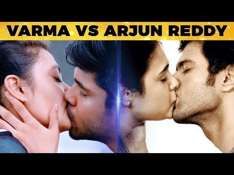Varma VS Arjun Reddy Teaser Comparison   Dhruv Vikram   Director Bala   TK