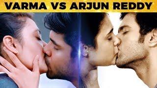 Varma VS Arjun Reddy Teaser Comparison | Dhruv Vikram | Director Bala | TK