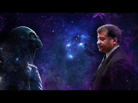 The Fermi Paradox With Neil deGrasse Tyson - Where Are All The Aliens?