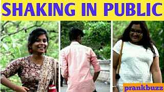 Shaking [Masterbate] in Public Prank by Prankbuzz || Pranks in India 2017