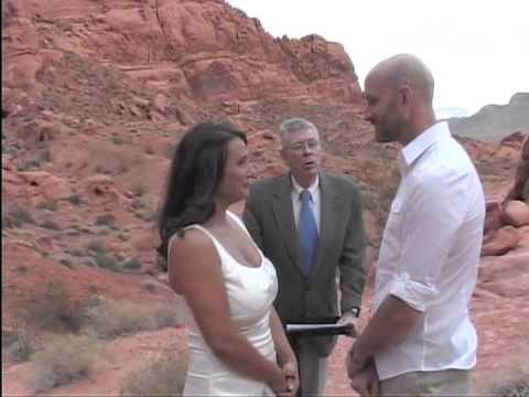 Vally Of Fire Wedding Shalimar Chapel Las Vegas