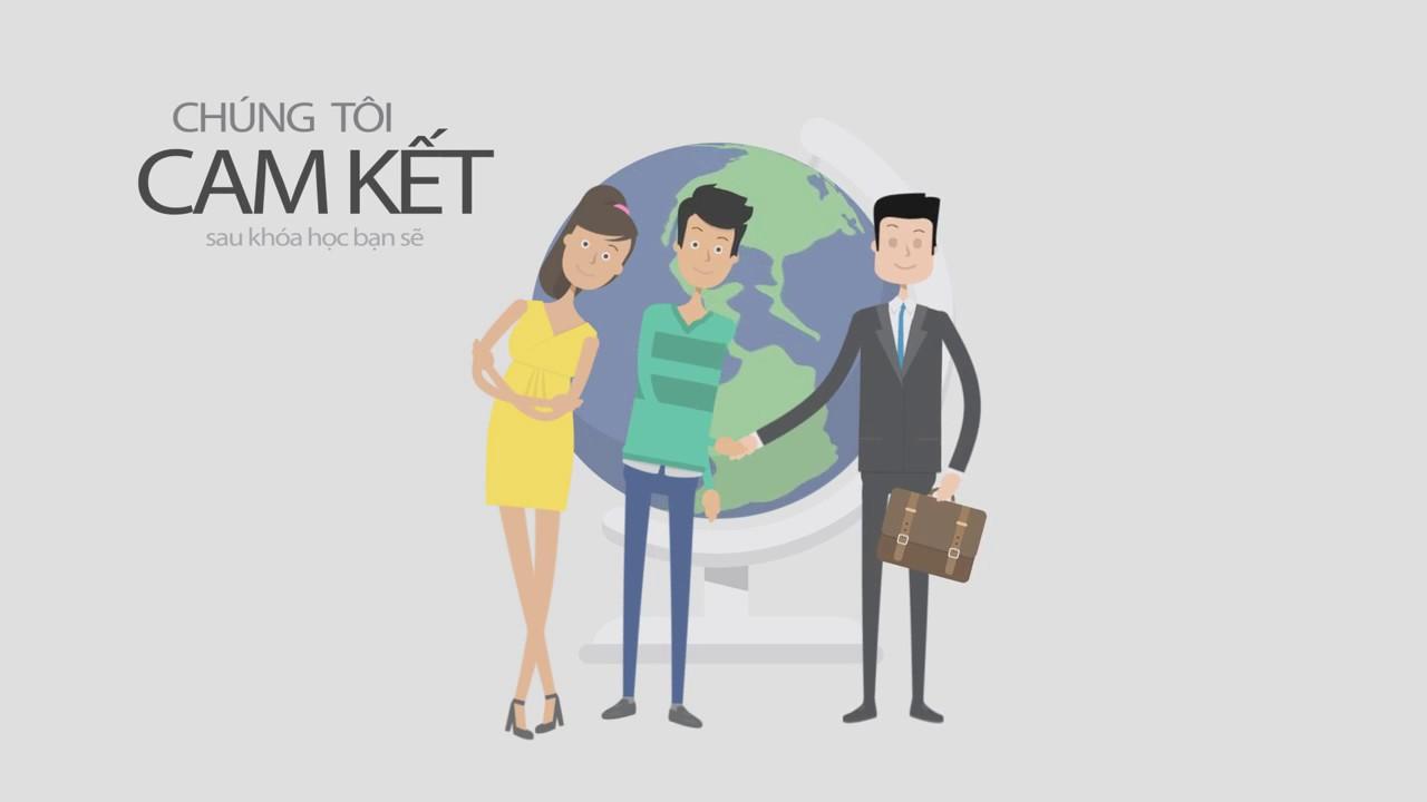 [PLM] Video animation – Khóa học đào tạo chuyên viên marketing online