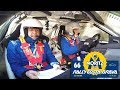 About Rally cars : On board Rally Race  - Driving fast BMW E30 Rally - Pure sound HD RALLYE 2018