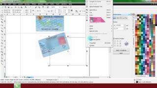 Cara Scan Edit KTP/SIM Menggunakan CorelDRAW   Belajar CorelDRAW
